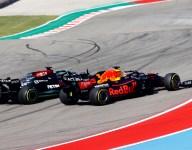 Verstappen holds off Hamilton for USGP win