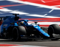 Alonso says 'random' rules did U.S. fans a disservice
