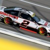 Keselowski rolls with the punches in Kansas