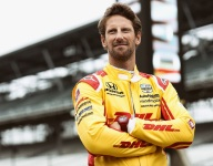 Andretti on Grosjean: 'The goal is that they all push each other'