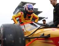 Grosjean relishes first IMS oval run
