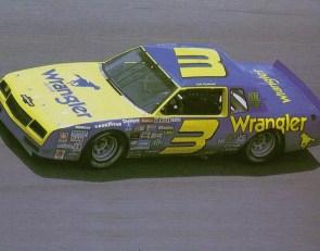 Ricciardo to test Earnhardt's 1984 Chevy at USGP