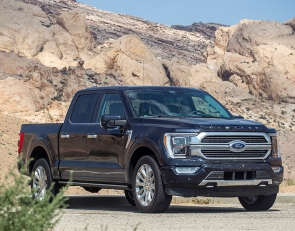 3,000-mile road trip: The 2021 Ford F-150 PowerBoost Hybrid
