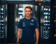 America's Sargeant joins Williams Racing Driver Academy
