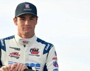 Kirkwood unfazed by first IndyCar test