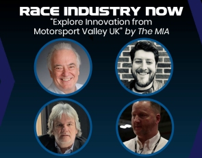 """Race Industry Now: """"Explore Innovation from Motorsport Valley UK"""""""