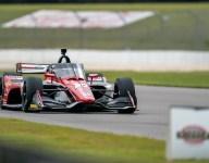 Hunter-Reay encouraged after ECR test at Barber