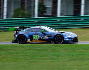 Heart of Racing clinches GTD Sprint Cup for Aston Martin