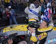 Milner/Tandy win VIR dogfight for Corvette