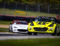 Quality competition keeps MX-5 Cup drivers coming back for more