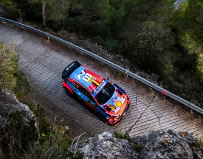Hyundai's Neuville dominates WRC Rally Spain day two