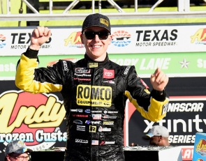 Nemechek overcomes penalty for second Xfinity Series victory