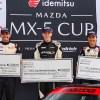 Zilisch wins big at Mazda MX-5 Shootout