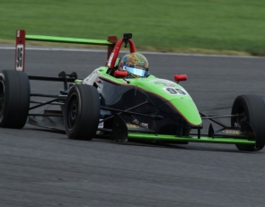 RUNOFFS: Glace tops youthful first FX podium