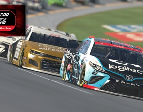 Final four drivers working tirelessly as eNASCAR title showdown looms
