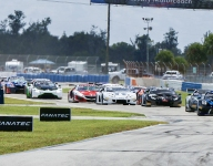 Caldarelli/Pepper sweep GT World Challenge America Sebring; Hagler, Saada win