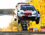 WRC Rally Finland win puts Evans back in title fight