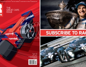 RACER Oct/Nov 2021: The Great Cars Issue