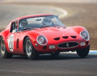 Rare Ferrari 250 GTO at Thunderhill a Velocity Invitational preview